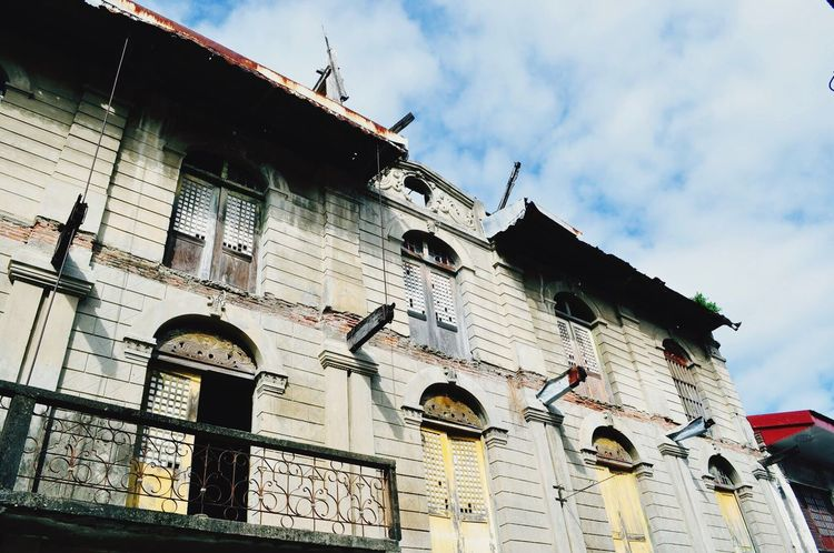 Vigan Philippines Vigan Ruins It's More Fun In The Philippines Showcase: January EyeEm Best Shots Historical Building