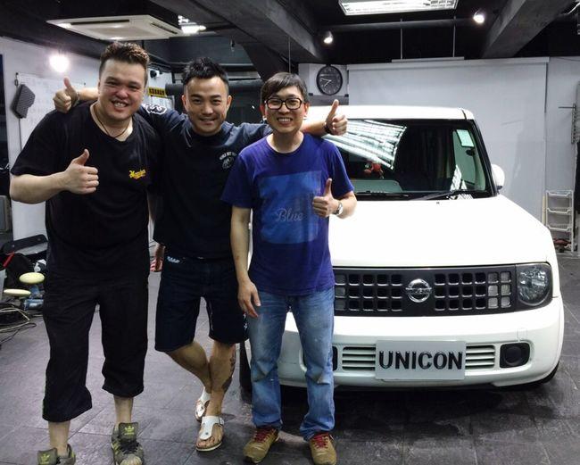 Unicon Pro Shop Auto Beauty Nissan Cube Kowloon Bay