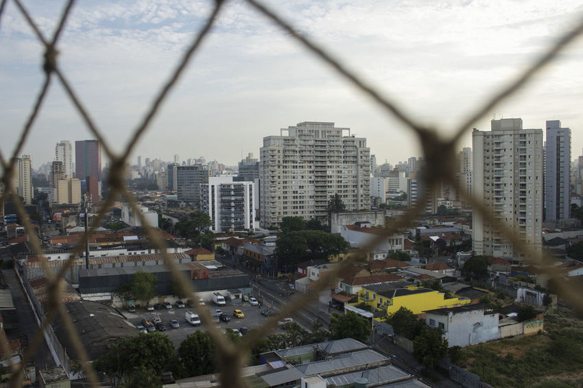 Brazil Building City Cityscape Development Sao Paulo - Brazil Selective Focus Urban