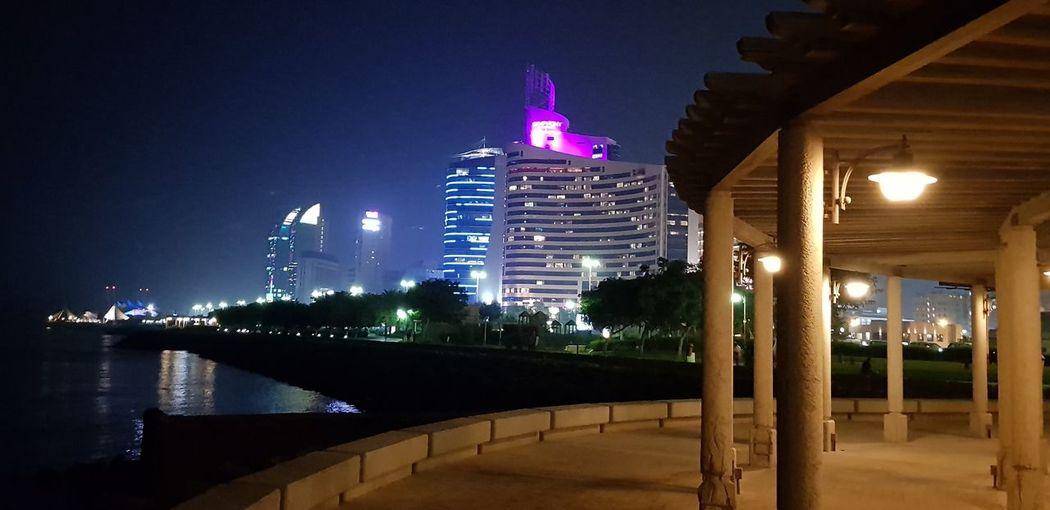 City Cityscape Urban Skyline Neon Illuminated Skyscraper Modern Nightlife Golf Club Popular Music Concert Electric Light
