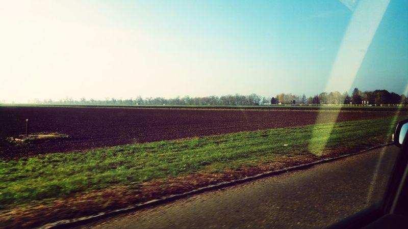 Serbian fields Beatifulmorning