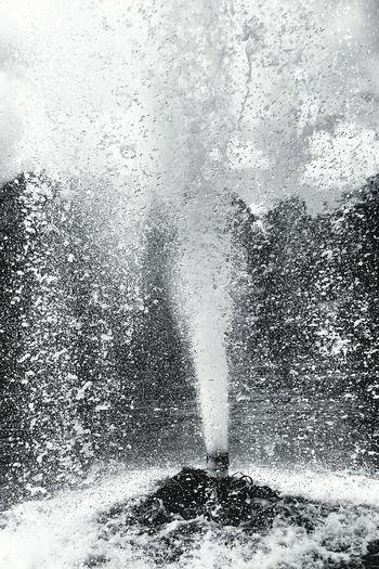 Un día entretenido, extrañando Water No People Day Motion Close-up Animaya Yúcatan Mérida