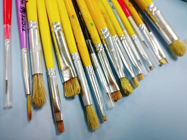 Large Group Of Objects Variation Multi Colored No People Close-up Indoors  Day KAWAII Tumblr Fotografia Foto Photography Photo Photographer Cute Fotografa Pic Picture Pincel Pinceles Colors Brush Painting Painter Pintura