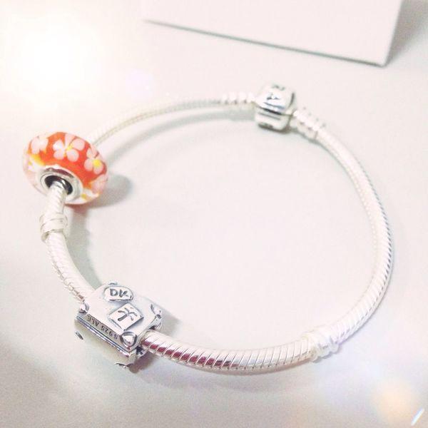 My first Pandora Pandora Bracelet