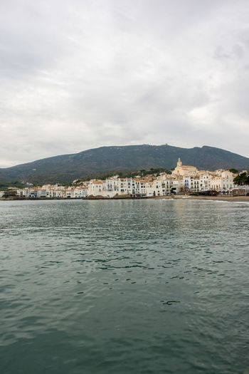 Cadaqués Catalonia Costa Brava Girona Rural SPAIN Architecture Beauty In Nature Building Exterior Built Structure City Cloud - Sky Day House Landscape Mountain Mountain Range Nature Nautical Vessel No People Outdoors Sea Sky Town Water Waterfront