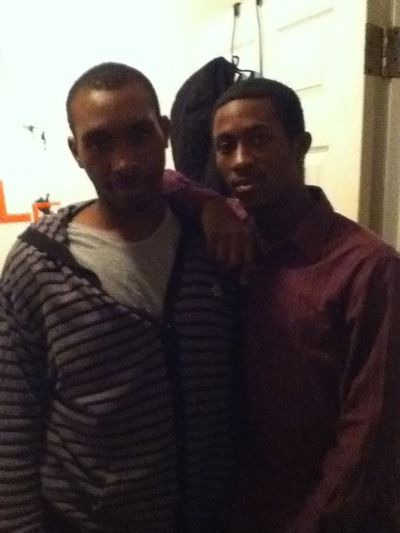My world, my everything, my brothers the only two men in my life deadass tho 