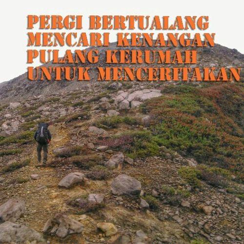 Siap bertualang di surganya indonesia Parapejalan Pendakicantik Ayodolan