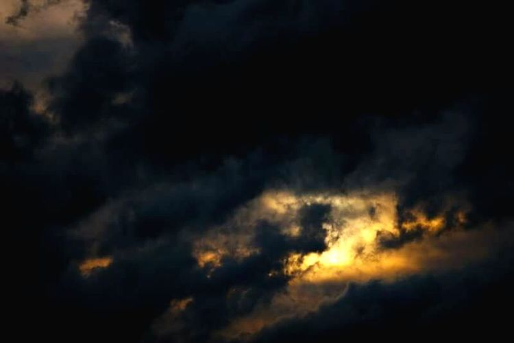 Sunrise Scenics Sky Nature Cloudscape Cloud Storm Cloud Cloudy Japan