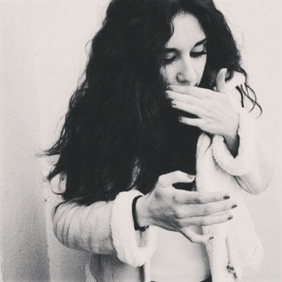 Girl Picoftheday Vscocam Blackandwhite Hairstyle 2015  Photoshootbyfriend Marie