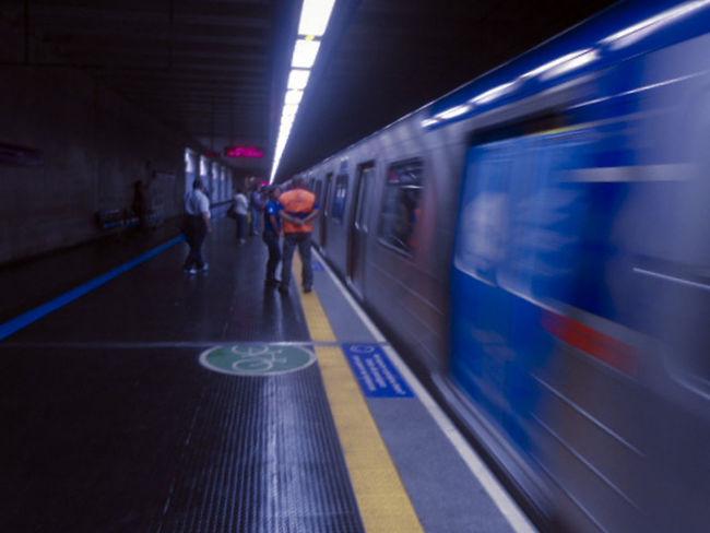 metro Transportation Subway Station Subway Train Travel Subway People Subwayphotography MetroSP Metro Photo Mobility In Mega Cities