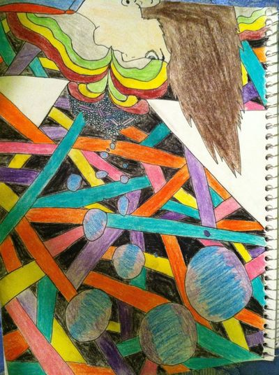 I got bored Swag Art Drawing Relaxing