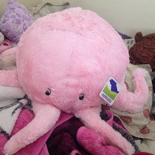 Squishable octopus Squisable Octopus Sosoft Huggable Squishy