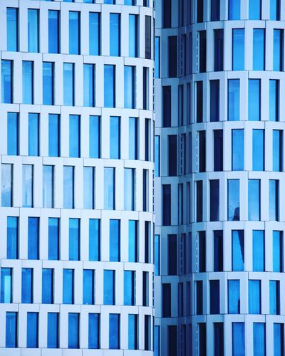 Architecture City Building Buildings & Sky Skyscraper Skyscrapers Windows Berlin Photography Blue White Cityscape Buildings Architecture