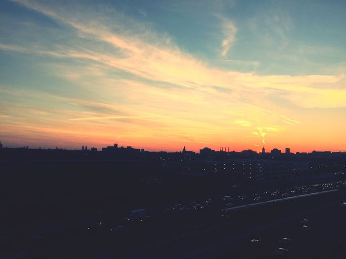SUNSET Sunset Uic