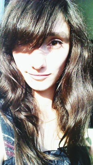 BrownHairDontCare, Browneyedgirl , Sunshine! , Nomakeup, Shine Bright , Happy People , Hello World , Love ♥ People Of EyeEm , Happy :)