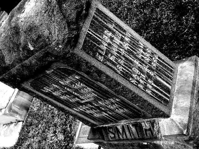 Smith Weed Taking Photos Blackandwhite Cemeteryphotography Headstone Crosstobear Reckoning OldCalifornia Pentaxq Unedited