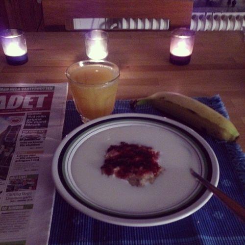 God morgon! Morning M åndag Nyvecka
