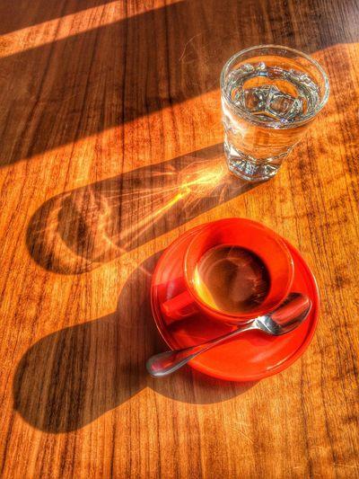 Orange!! (Light & Shadow) Eveninglight