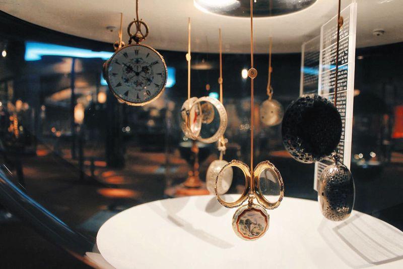 Neuchatel Lachauxdefonds Watchmuseum Museum Architecture Switzerland Spring