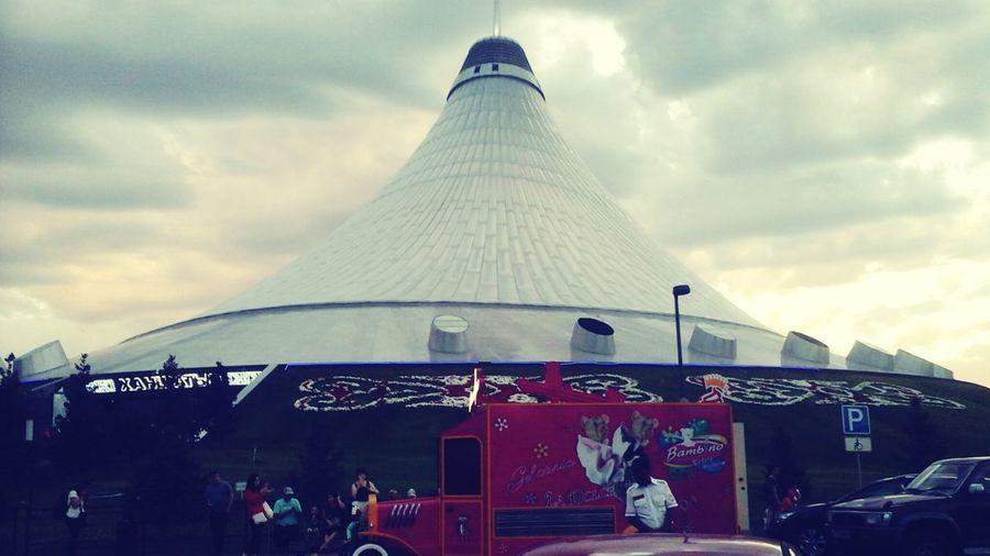 KhanShatyr, Astana. First Eyeem Photo