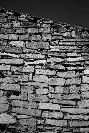 Mexico Culture Brick Wall Textured  Pattern Brick Wall Architecture Backgrounds Built Structure Stone Wall Nature Church Architecture Handmade Hand Built