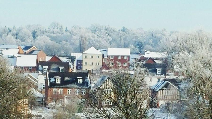a winter's