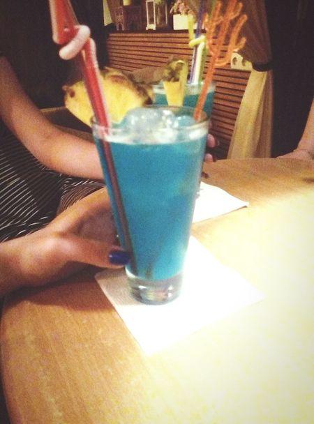 Голубая гавана Night Summer
