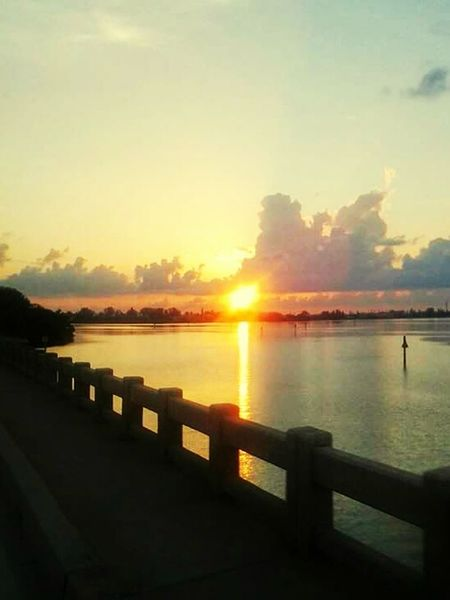 Water Sunset Travel Destinations Sky Outdoors Tranquility Beauty In Nature