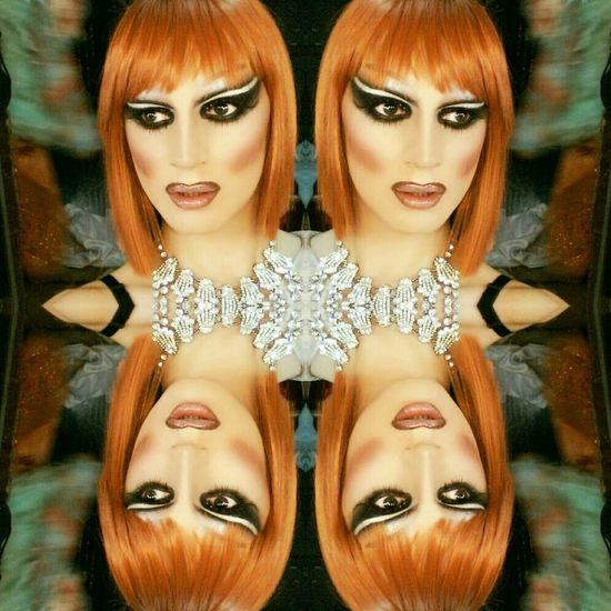 Makeupartist Dragqueen  Selfie Beautiful www.crystalshow.com.ua