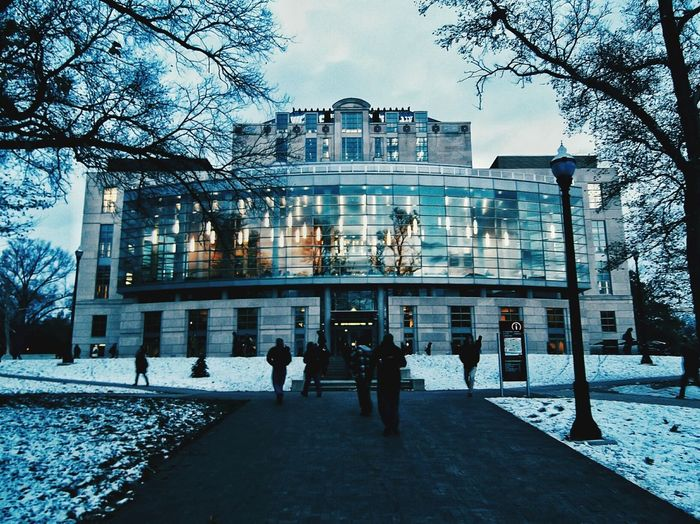 The palace of knowledge and wisdom. Library Ohio State University The Oval College Thompson Library Architecture Columbus The Architect - 2016 EyeEm Awards