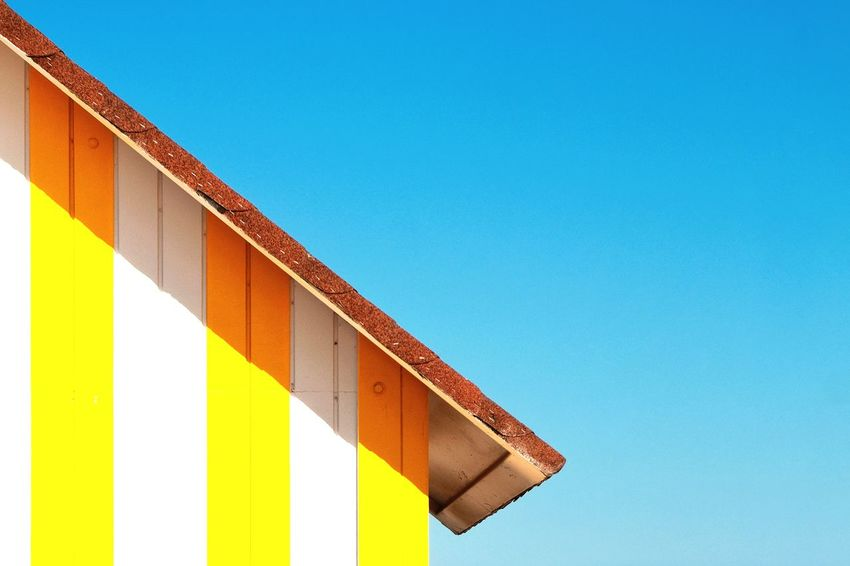 Lemon By Motorola Blue Sky Beach Life Straight Lines