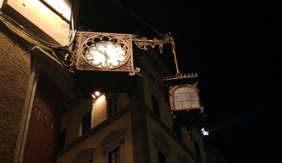 Firenze Fine Art Fine Art Photography Fineart_photo Night Photography Clock Oldclock Clockface Francescobardoscia