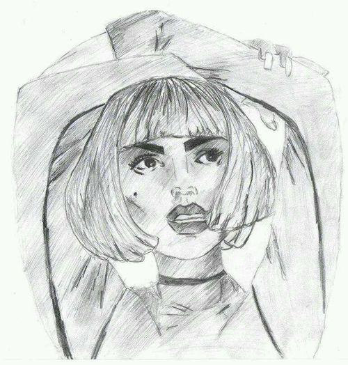 Drawing Woman How Wohnglück
