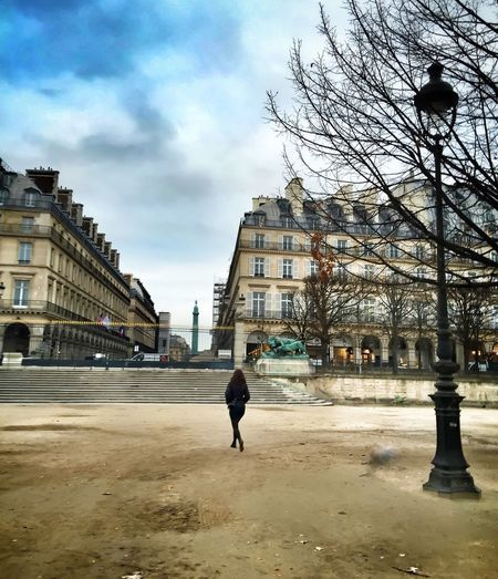 Streetphotography Paris Louvre Jardin Des Tuileries France