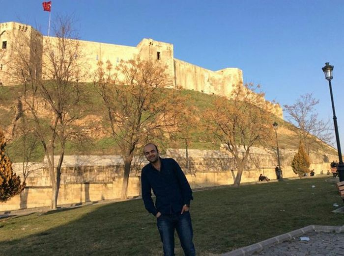 Gaziantep Kalesi (Gaziantep Castle, Roma Empire. İs a medieval castle in the southern Turkish city of Gaziantep) Roma Empire Gaziantepkalesi Medieval History