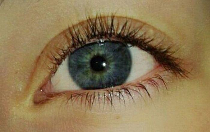 Green Blue Eyes Greenandblueeyes Ojos Mirada  Azul Pupila