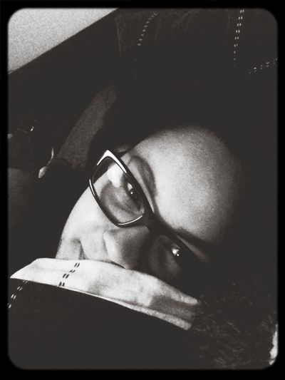 I'm out! Good Night Glasses Black & White Lets Get Cozy