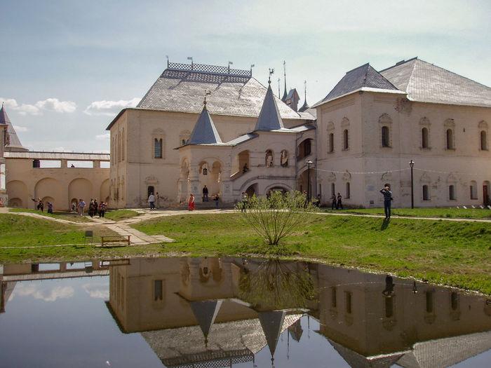 Old stone manor
