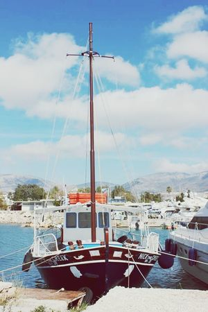 Harbour Ship Retro Style Athens Greece Enjoying Life Canonphotography Trip Photo Ships⚓️⛵️🚢 Photography GREECE ♥♥ Withfriends Trip With Friends