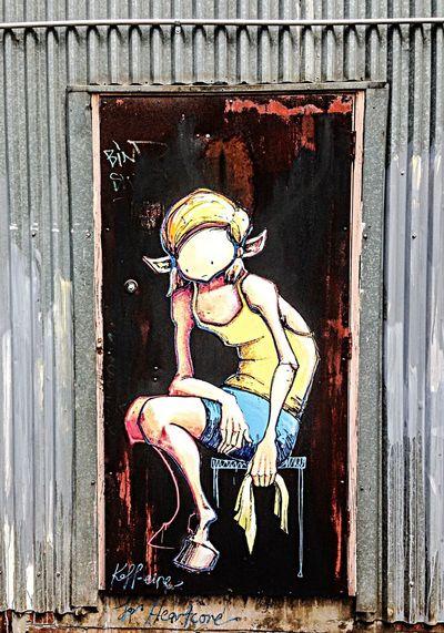 Street Art by Kaff_ein