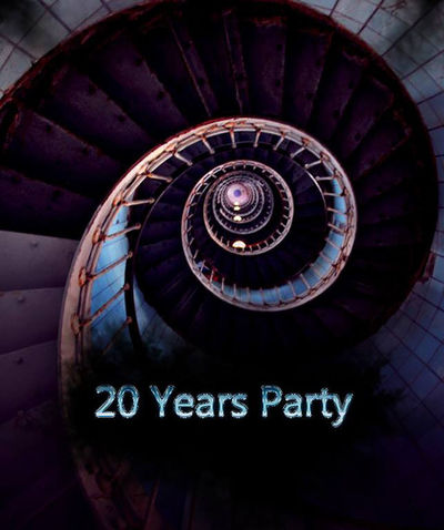 20 Years Old Birthday Dance Drunk Nights Electro Friends Lights Music Party