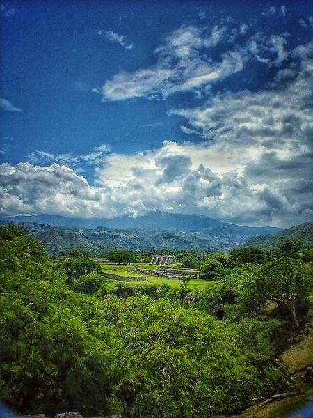 Mixco Viejo Guatemala Guatemala Secrets Guatemala Sky Green Green Green!  Green Grass Trees And Sky Trees And Nature Sky And Clouds Blue Sky And Clouds Nature Photography Mayan Ruins Mayan Wonders Mayan Culture Mayan Pyramid