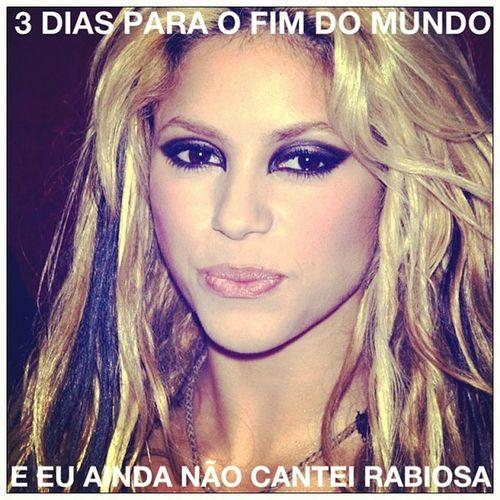 Bom dia! HumorShakir ístico Shakirabrasil Shakira