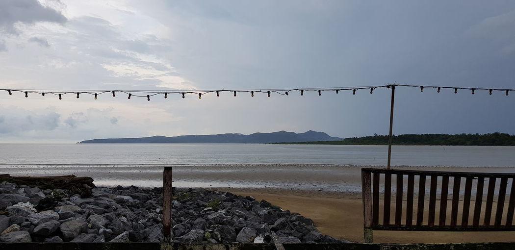 Beach Sky Water