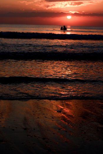 ふたりの世界 Sunset