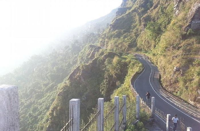 West Bengal WestBengal Mountains Curves Corner Motorcycle Motomeditation Rockstar Kurseong Adventure