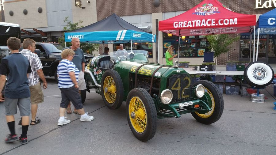 Outdoors Transportation Classic Car City Great Race Rapid City SD EyeEmNewHere