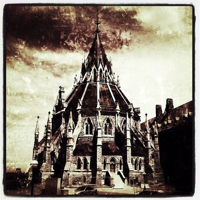 Library of The Parliament. #ottawa #canada Instagood Webstagram IPhoneography Parliament Fire Igcanada Vintage Iphonenesia Library Igvermont Canada Igvt Ottawa Iphoneonly Photooftheday Survivor Picoftheday Instamood Survived Government Ontario