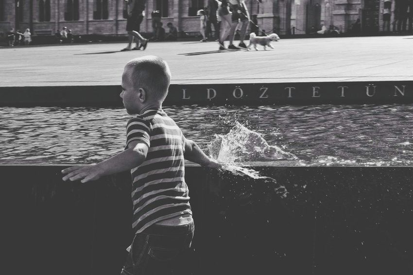 Baby Water Childhood Outdoors People One Person Day Babies Only Architecture City Adult