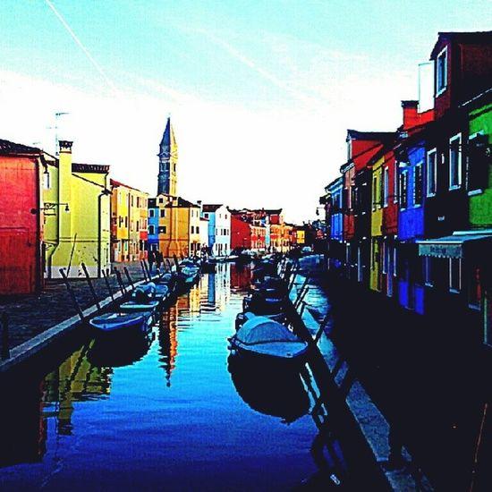 Venezia Italy Burano